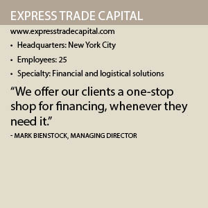 Express Trade Capital Info