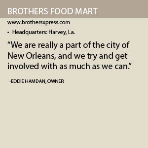 Brothers Food Mart Info