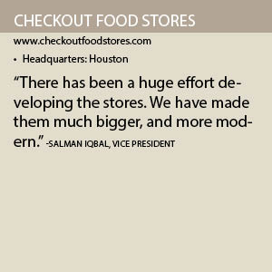 Checkout Food Stores Info