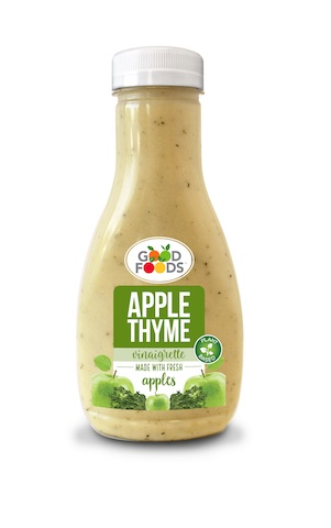 Good Foods Apply Thyme dressing